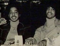 Prince & Morris Day