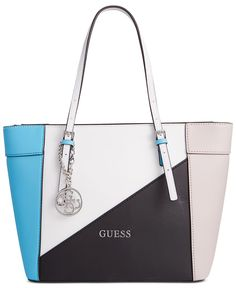 Guess Delaney Small Classic Tote Handbags Accessories Macy S