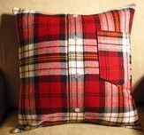 Preserve and cherish the memory of a loved one with a custom flannel memory pillow. Each pillow is made from 1 of your loved one's flannel shirts and includes a poly blend cotton pillow insert.