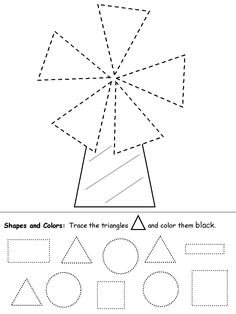 shapes recognition practice worksheet diamond trazos pinterest worksheets shapes and diamond. Black Bedroom Furniture Sets. Home Design Ideas