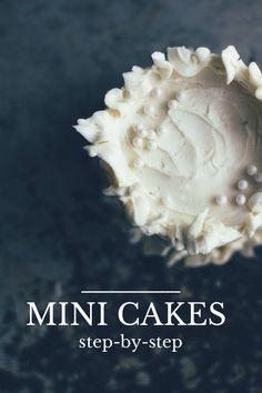 Mini Cakes - sarah | vanilla bean's Story on STELLER #steller