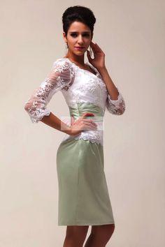 krátké společenské šaty, elegantní šaty, šaty pro svatební maminku, družičku, promoce, plesy, oslavy