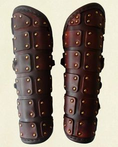 leather vambraces - Google Search