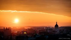 by Inside Cluj - Discover the city like a local Like A Local, Romania, Told You So, Celestial, Sunset, City, Pictures, Outdoor, Photos