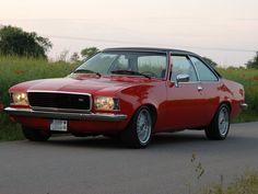 Der Opel Commodore B GSE Coupe ist Baujahr 1973 und wird regelmäßig von Mario aus Wolgast gefahren