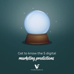 Media Update has published the five #digitalmarketing predictions that are shaping the future of the digital world.  Read more about this fantastic topic here: ttps://bit.ly/2XVo9f6. #SocialMedia Best Time To Post, Digital Story, Getting To Know, Digital Marketing, Social Media, Future, Future Tense, Social Networks, Social Media Tips