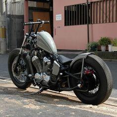 Honda Shadow | Old Dog Cycles