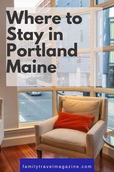Guests visiting the fun city of Portland Maine have a lot of lodging options. Read about the best places to stay in Portland Maine, including our reviews of some of the best Portland hotels. Portland Hotels, Portland City, Portland Maine, Best Vacation Spots, Best Vacations, New England Travel, Lodges, The Good Place, Road Trip