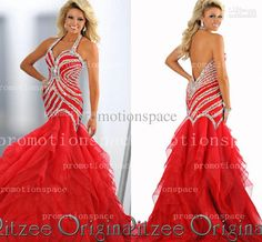 Red Pageant Dresses for Juniors