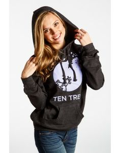 10 trees planted for each item bought - awesome Comfy Hoodies, Sweatshirts, Fashion 101, Sweater Weather, Trees To Plant, Graphic Sweatshirt, Purple, My Style, Breeze