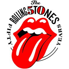 Estampa para camiseta The Rolling Stones 000322