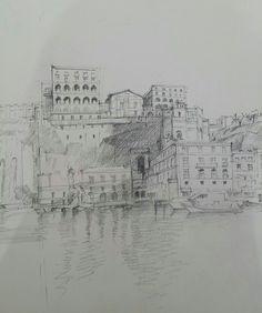 #Sketch #drawing #연필드로잉 #건물 #드로잉 #스케치 #building #pencil #그림