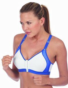 92edff04eca2d We love this new sports bra from Triumph