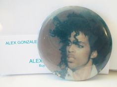 Prince And The Revolution Purse Mirror Purple by ALEXLITTLETHINGS