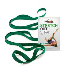 Stretch-Out Strap With New Instructional Booklet (2 Pack), 2015 Amazon Top Rated Exercise & Fitness #HealthandBeauty