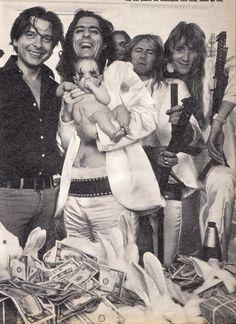 Alice Cooper, 1970-1975