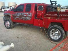custom welding rigs | Custom Welding Rig Truck Beds