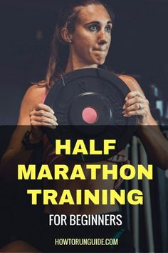 Half Marathon Training for Beginners - Train for your first Half Marathon with these 7 Steps #runners #running #runningtips #halfmarathon