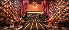 Hard Rock Hotel in Palm Springs, California.