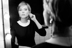 Léa Seydoux: Mirror, MirrorPictures taken by Eric Guillemain