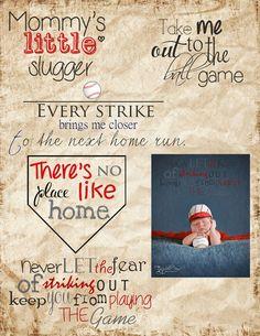 Precious Newborn Nursery Baseball Overlays   by PinkPuddingDesigns, $10.00