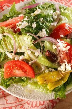 Greek Salad pays homage to the Mediterranean Diet - KansasCity.com