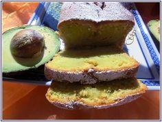Lecker mit Geri: Saftiger Avokadokuchen - Сочен кекс с авокадо