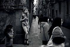 Guerrilla Girl - V Magazine Spain