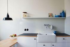 Tautes Heim, Küche