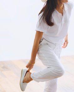 きれいめもフェミニンも実は優秀ポロシャツコーデ&おすすめブランド5選