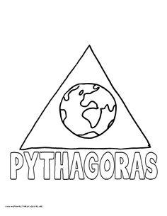 Socrates coloring page mystery of history vol 1 pinterest teacherspayteachers com cart pythagorean theorem coloring page answers the pythagorean theorem coloring activity key