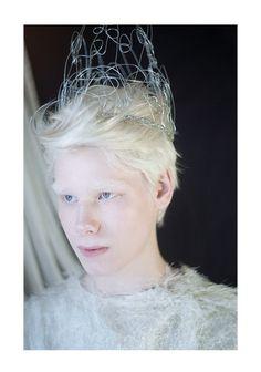 Albino by Анна Данилова, via Behance