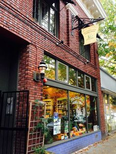 [Dandelion Botanical Company signage and apothecary facade in Seattle, hometown love -area]