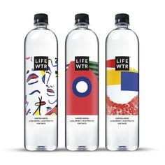 LIFEWTR Packaging
