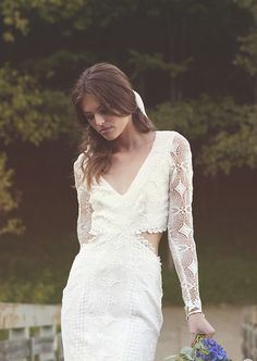 Daughters of Simone Bridal 2016 Collection #weddingdresses @weddingchicks