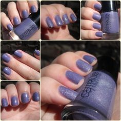 Catrice- Dirty Berry #nails #nailpolish #berrynails