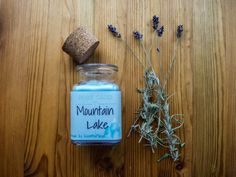 Soy Candle Mountain Lake nature soy scented by ScentMePlaces Next Holiday, Soy Candles, Lakes, Beautiful Places, Mountain, Spirit, Europe, Etsy Shop, Inspired