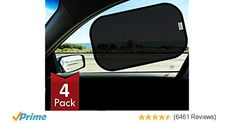 Winter Summer Alarm Clock Visor Curtain All Season Protection Fits for Most Vehicles Homlife Universal Fit Windshield Sunshades Cover for Cars