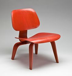"The LCW (Low Chair Wood), also referred to as the ""potato chip"" chair, was the original design that connected Charles and Ray Eames to Herman Miller, Inc. The chairs resolved the Eames' quest for practical, low cost seating that could be easily mass-produced."