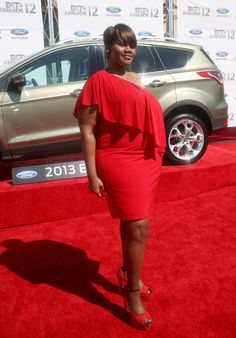 Kelly Price Photos: 2012 BET Awards - Ford Escape On The Red Carpet