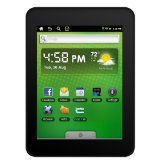 """Velocity Micro T301 Cruz 7-Inch Android 2.0 Tablet (Black) (Personal Computers) tagged """"tablet"""" 18 times"""