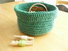 Harvesting Hart: How to Crochet a Basket