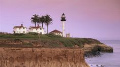 New Point Loma Lighthouse, San Diego, California
