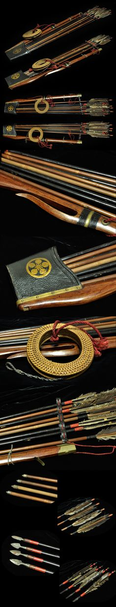 Set of quiver and eight arrows
