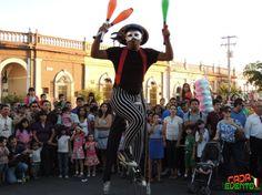 malabares en las Fiestas del Pitic 2012
