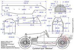 Image Soap Box Cars, Go Kart Parts, Homemade Go Kart, Mini Jeep, Diy Go Kart, Pedal Cars, Diy Car, Model Trains, Concept Cars
