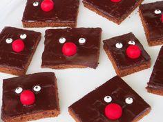 Peggyn pieni punainen keittiö: Mokkapalat twistillä ja Nenäpäivä #Nenäpäivä #kruoka