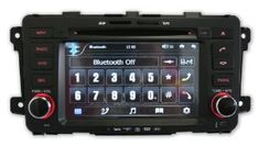 "Mazda CX-9 07-11 In Dash Double Din 7"" Touch Screen GPS DVD iPod Navigation Radio 3G Capable by OTTONAVI. $599.99. This unit is intended to be direct plug and play for 2007-2011 Mazda CX-9 as long as your car does not have factory navigation or premium sound. The radio is 3G Internet ready. You can access the internet via radio but will need to purchase the data plan. We do not provide data plan packages. This radio is intended to upgrade base/factory model vehic..."