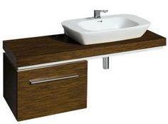 BLAT PT LAVOAR SILK, WENGE PANGAR, 140x10x47cm Sink, Vanity, Modern, Bathroom, Home Decor, Products, Full Bath, Timber Wood, Classic