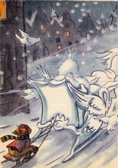 Снежная королева Н.Гольц